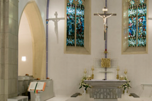 Pfarr - und Wallfahrtskirche St. Marien
